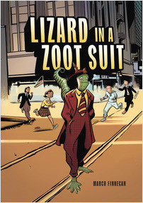 Cover: Lizard in a Zoot Suit