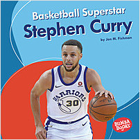 Cover: Basketball Superstar Stephen Curry