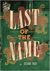 Cover: Last of the Name
