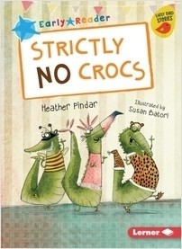 Cover: Strictly No Crocs