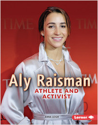Cover: Aly Raisman: Athlete and Activist