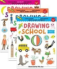 Cover: Drawing School — Library Bound Set