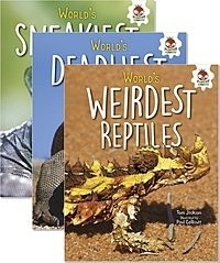 Cover: Extreme Reptiles — eBook Set