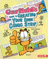 Cover: Garfield's ® Guide to Creating Your Own Comic Strip