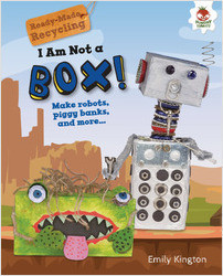 Cover: I Am Not a Box!