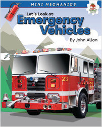 Cover: Let's Look at Emergency Vehicles