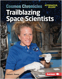 Cover: Trailblazing Space Scientists