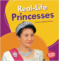 Cover: Real-Life Princesses