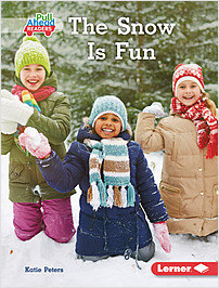 Cover: The Snow Is Fun