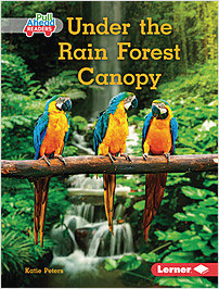Cover: Under the Rain Forest Canopy