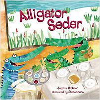 Cover: Alligator Seder