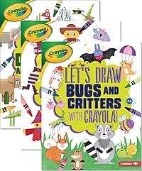 Cover: Let's Draw with Crayola ® ! — eBook Set