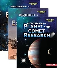 Cover: Space Exploration (Alternator Books ® ) — Library Bound Set