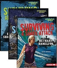 Cover: They Survived (Alternator Books ® ) — eBook Set