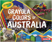 Cover: Crayola ® Colors of Australia