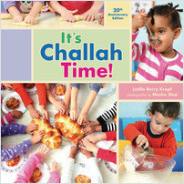 Cover: It's Challah Time!: 20th Anniversary Edition