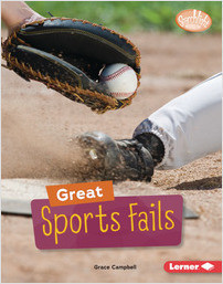 Cover: Great Sports Fails