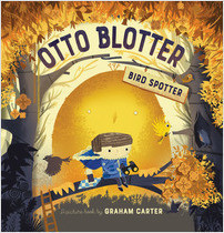 Cover: Otto Blotter, Bird Spotter