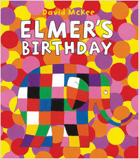 Cover: Elmer's Birthday