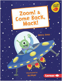 Cover: Zoom! & Come Back, Mack!