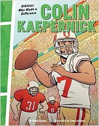 Cover: Colin Kaepernick: Athletes Who Made a Difference