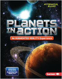 Cover: Planets in Action (An Augmented Reality Experience)
