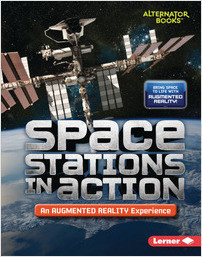 Cover: Space Stations in Action (An Augmented Reality Experience)