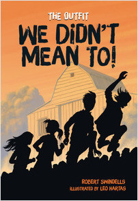 Cover: We Didn't Mean To!