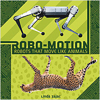 Cover: Robo-Motion: Robots That Move Like Animals