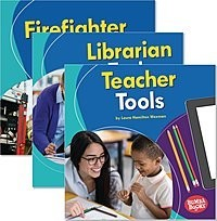 Cover: Bumba Books ® — Community Helpers Tools of the Trade — eBook Set