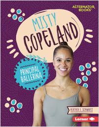 Cover: Misty Copeland: Principal Ballerina