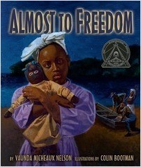 Cover: Almost to Freedom