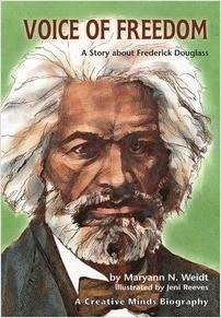 Cover: Voice of Freedom: A Story about Frederick Douglass