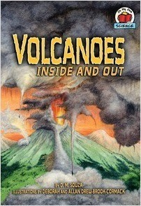 Cover: Volcanoes Inside and Out