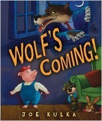 Cover: Wolf's Coming!