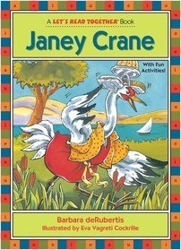 Cover: Janey Crane: Long Vowel a