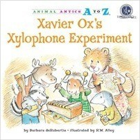 Cover: Xavier Ox's Xylophone Experiment