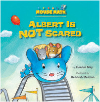 Cover: Albert Is NOT Scared: Direction Words