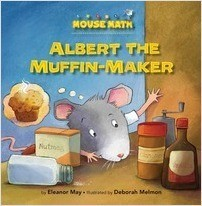 Cover: Albert the Muffin-Maker: Ordinal Numbers