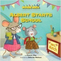 Cover: Albert Starts School: Days of the Week