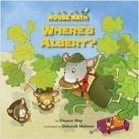 Cover: Where's Albert?: Counting & Skip Counting