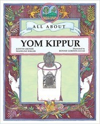 Cover: All About Yom Kippur