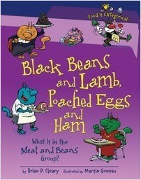 Cover: Black Beans and Lamb, Poached Eggs and Ham: What Is in the Meat and Beans Group?