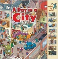 Cover: A Day in a City