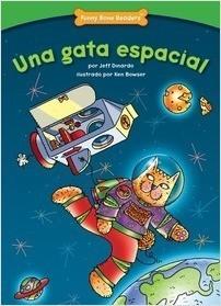 Cover: Una gata espacial (Space Cat): Perseverance