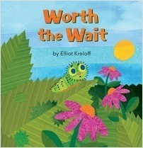 Cover: Worth the Wait: A Growing-Up Story of Self-Esteem