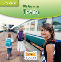 Cover: We Go on a Train
