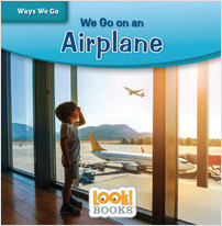Cover: We Go on an Airplane