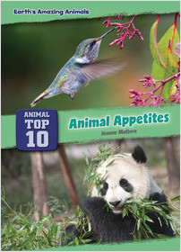 Cover: Animal Appetites
