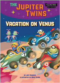 Cover: Vacation on Venus (Book 6)